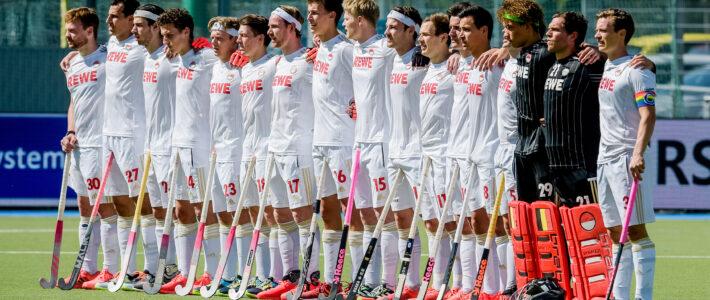 Spielerberichte Final Four KTHC 1. Herren Rot-Weiss Köln