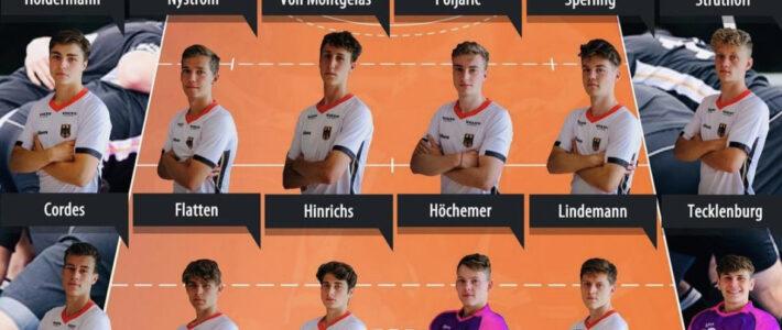U18 Hockey-Nationalmannschaft mit Testspielen bei Rot-Weiss