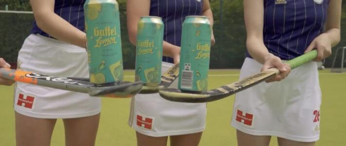 """Gaffel Lemon"" goes Hockey"