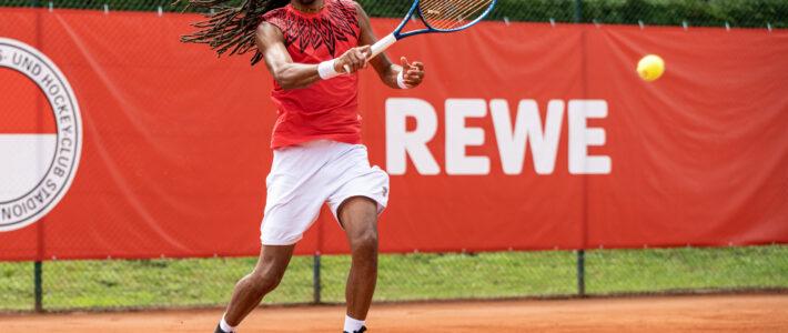 Bundesliga Tennis: Heimspiel heute ab 11 Uhr gegen Kurhaus Aachen