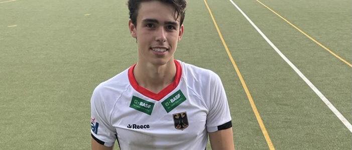 Nächster Nationalspieler aus der Rot Weiss-Talentschmiede!