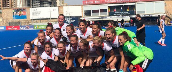 U19 Damen und U19 Herren werden Europameister