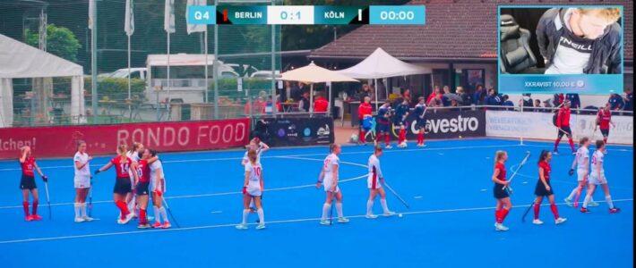 Hockey-Liga-Cup: Damen erreichen starken 3.Platz