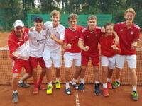 1. Tennis-Junioren – NRW Endrunde!!  25.09.2021 11:00 Uhr bei GW Aachen    Rot-Weiss – MTV Kahlenberg