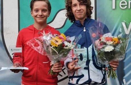 Christopher Thies und Lukian Grau gewinnen Jugendverbandsmeisterschaften