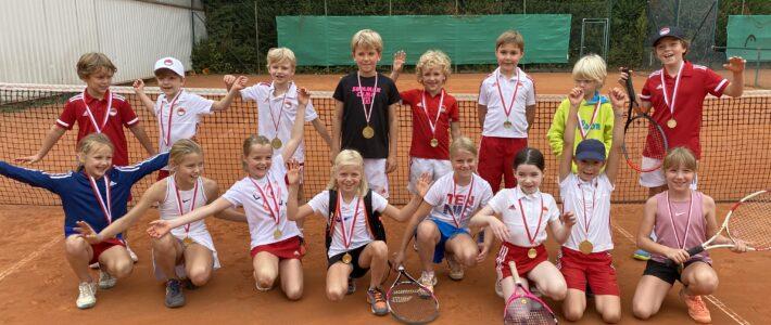 """""""Clubmeisterschaft U11″ mit Rekordbeteiligung"""