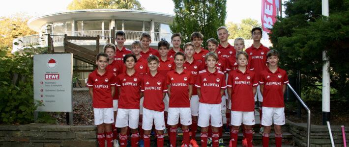 Drei unserer Jugendteams haben sich für das Finale der Zwischenrunde der Deutschen Meisterschaft qualifiziert!!