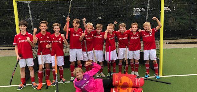 Männliche und weibliche U12 spielt am kommenden Wochenende um die Westdeutsche Meisterschaft