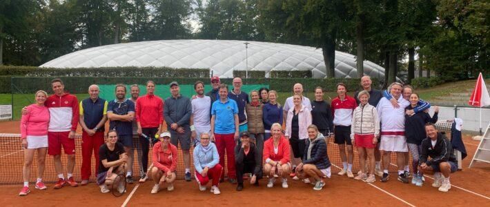 Friends-of-Tennis: Cilly Aussem Mixed Turnier 2021