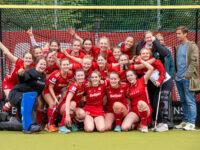 Weibliche U18 erreicht die Deutsche Endrunde